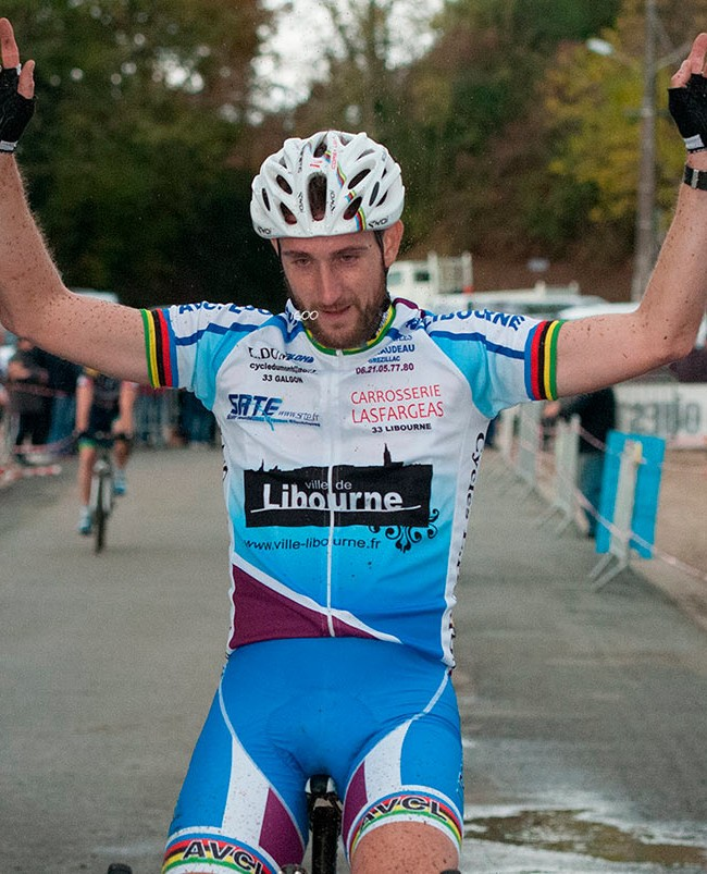 Cyclo Cross Guitres 2016